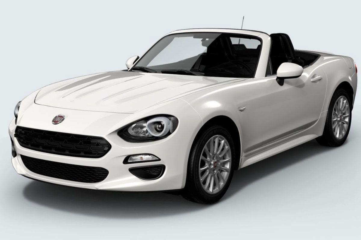 BACK TO BASICS: FIAT 124 SPIDER