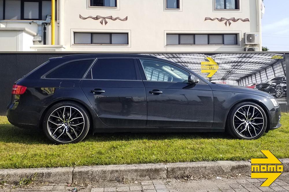MOMO Spider - Audi